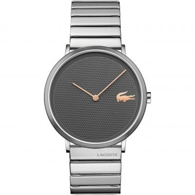 Lacoste Moon Moon Herrenuhr in Silber 2010954