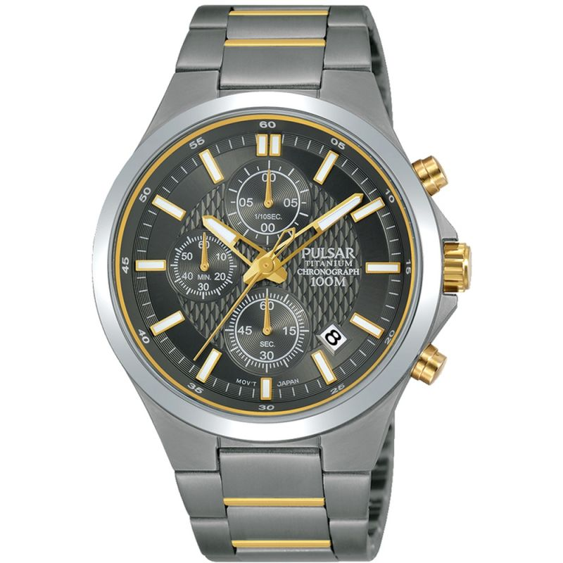 Pulsar Titanium Watch PM3113X1
