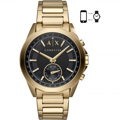 Montre Homme Armani Exchange Connected Bluetooth Smart AXT1008