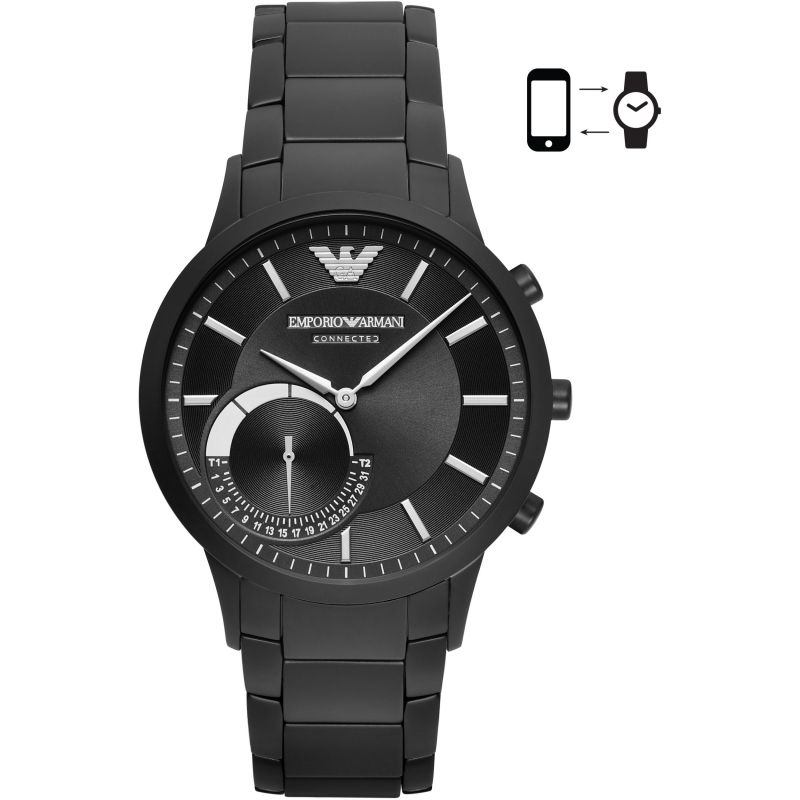 Gents Emporio Armani Connected Bluetooth Hybrid Smartwatch ART3001 for £280