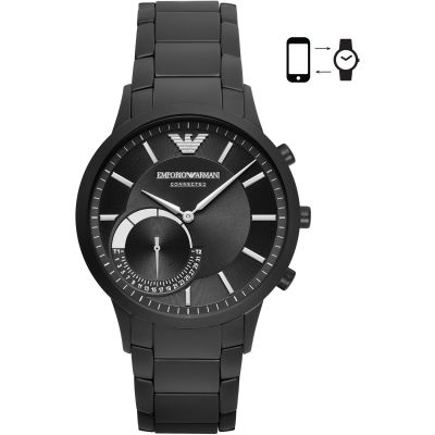 Emporio Armani Connected Bluetooth Smart Herenhorloge ART3001