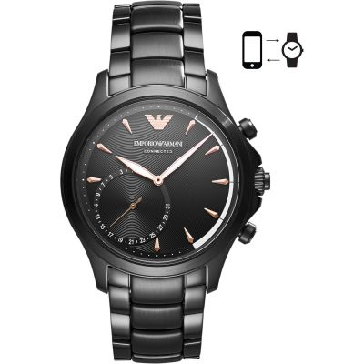 Emporio Armani Connected Bluetooth Smart Herenhorloge ART3012