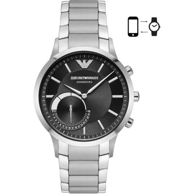 Emporio Armani Connected Bluetooth Smart Herenhorloge ART3000