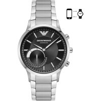 Gents Emporio Armani Connected Bluetooth Hybrid Smartwatch ART3000