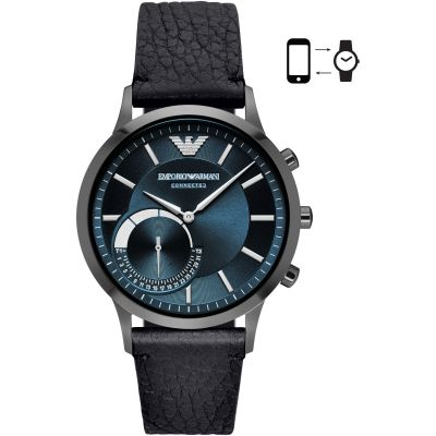 Emporio Armani Connected Bluetooth Smart Herenhorloge ART3004