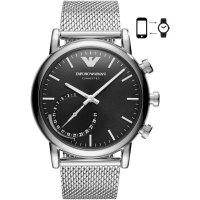 Emporio Armani Connected Bluetooth Smart Herenhorloge ART3007