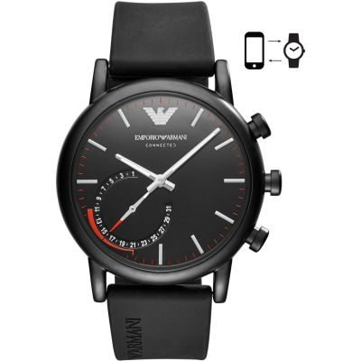 Emporio Armani Connected Bluetooth Smart Herenhorloge ART3010