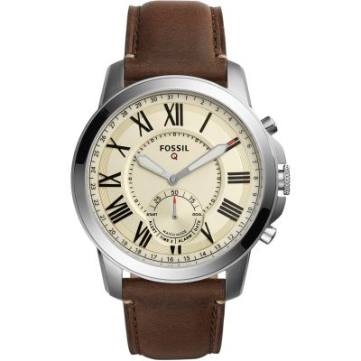Montre Homme Fossil Q Q Grant Bluetooth Smart FTW1118