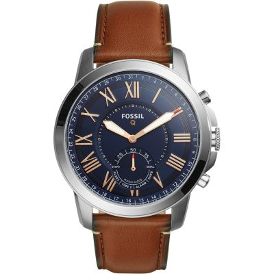 Montre Homme Fossil Q Q Grant Bluetooth Smart FTW1122