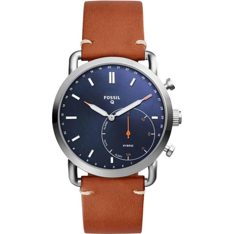 Fossil Commuter Bluetooth Hybrid Smartwatch FTW1151
