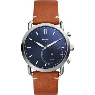 Fossil Q Q commuter Bluetooth Smart Herrklocka FTW1151