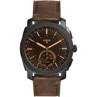 Fossil Q Q machine Bluetooth Smart Herrklocka FTW1163