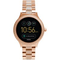 Ladies Fossil Q Venture Display Wear OS Bluetooth