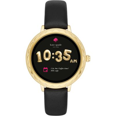 Montre Femme Kate Spade New York Connected Scallop Touchscreen Smartwatch KST2001