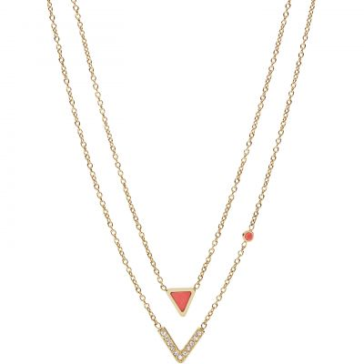 Joyería para Mujer Fossil Jewellery Necklace JF02894710