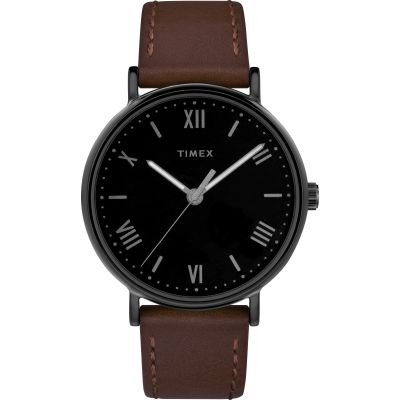 Timex Classic Elevated Classic Straps and Bracelets Herrenuhr TW2R80300