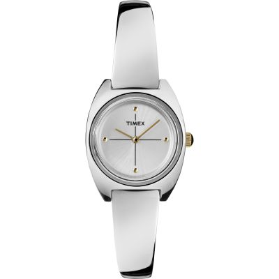 Timex Petite Semi-Bangle Dameshorloge TW2R70100