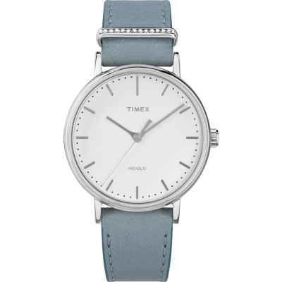 Timex Fairfield with Crystal Accent Watch TW2R70300