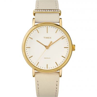 Timex Fairfield with Crystal Accent Watch TW2R70500