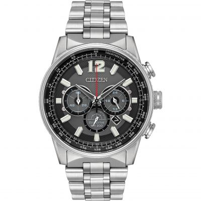 Citizen Nighthawk Herrenchronograph CA4370-52E
