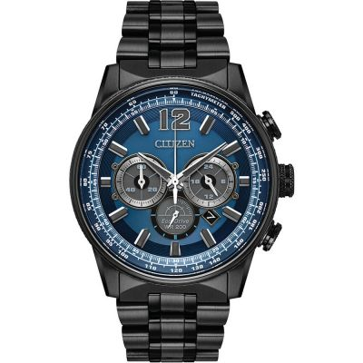 Montre Chronographe Homme Citizen Nighthawk CA4375-59L
