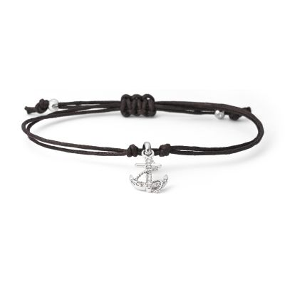 Fossil Jewellery Anchor Bracelet