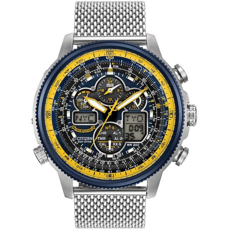 Mens Citizen Navihawk A.T Watch