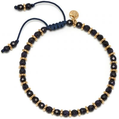 Ladies Lola Rose Oxford Blue Sandstone Bracelet 722346