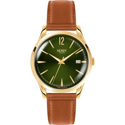 Henry London Herenhorloge HL39-S-0186