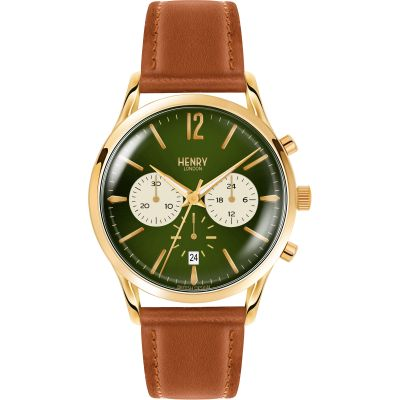Montre Homme Henry London HL41-CS-0190