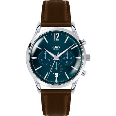 Montre Homme Henry London HL41-CS-0107