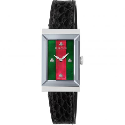 Ladies Gucci New G-Frame Watch YA147403