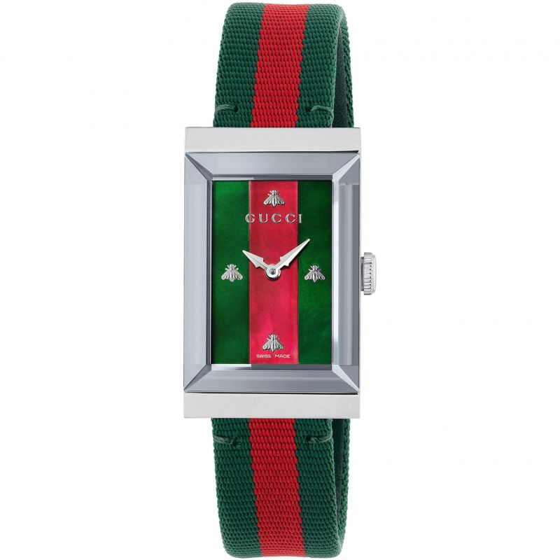 Ladies Gucci New G-Frame Watch YA147404