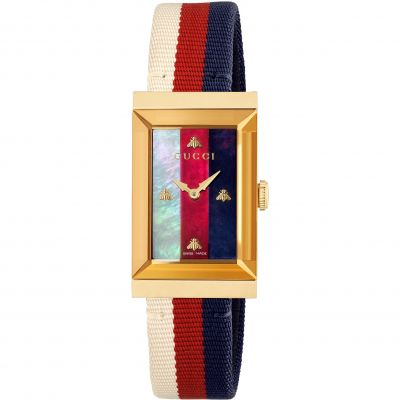 Ladies Gucci New G-Frame Watch YA147405
