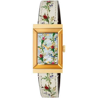 Ladies Gucci New G-Frame Watch YA147407