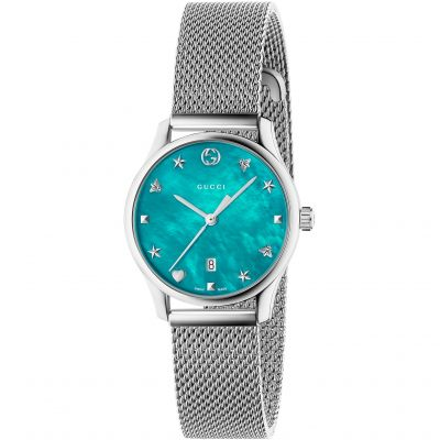 Ladies Gucci G-Timeless Watch YA126582