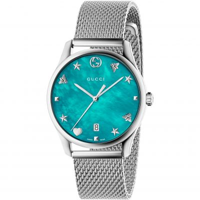 Ladies Gucci G-Timeless Watch YA1264039