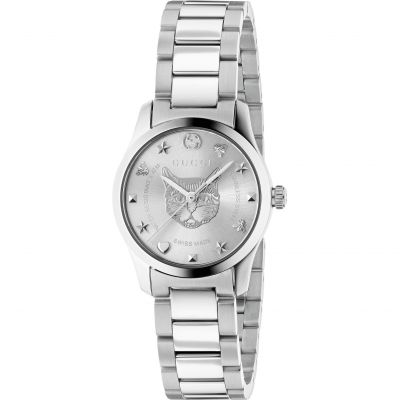 Ladies Gucci G-Timeless Watch YA126595