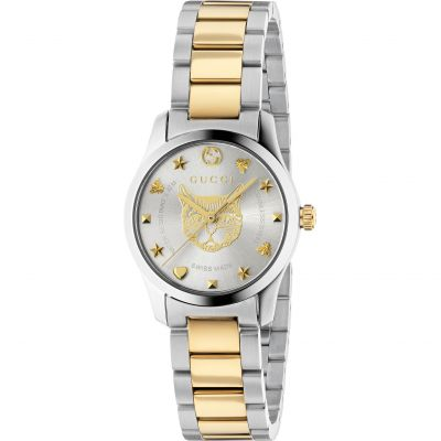 Ladies Gucci G-Timeless Watch YA126596
