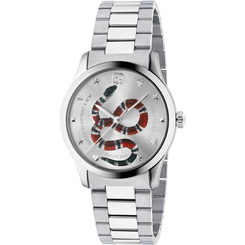 Gents Gucci G-Timeless Watch YA1264076
