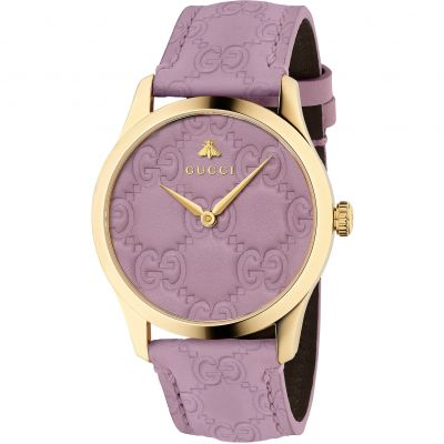 Montre Femme Gucci G-Timeless Signature YA1264098