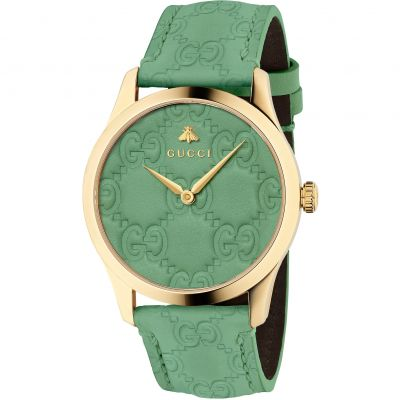 Montre Femme Gucci G-Timeless Signature YA1264099