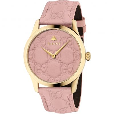Montre Femme Gucci G-Timeless Signature YA1264104
