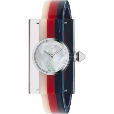 Ladies Gucci Vintage Web Watch Watch YA143523