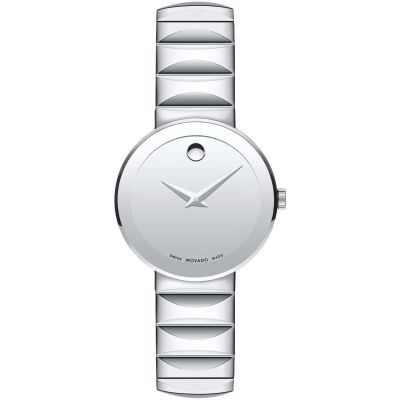 Ladies Movado Sapphire Watch 0607213