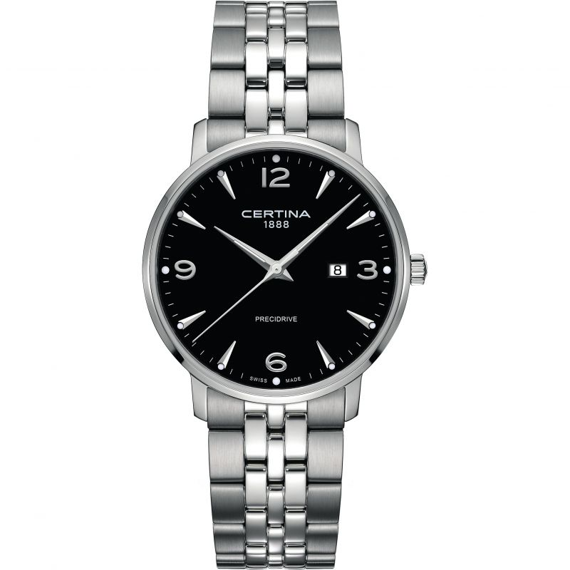 Mens Certina DS Caimano Watch C0354101105700