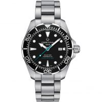 Mens Certina DS Action Diver Powermatic 80 Sea Turtle Conservancy Automatic Watch C0324071105110