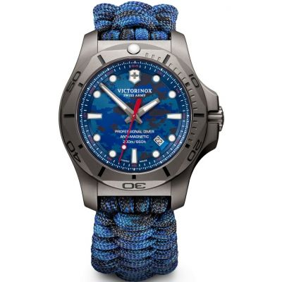Montre Homme Victorinox Swiss Army INOX Professional Diver 241813