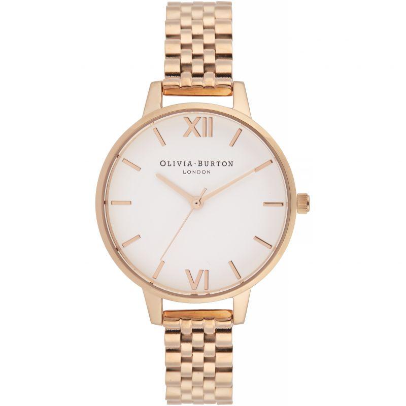 Demi Rose Gold Bracelet Watch OB16DEW01 for £98
