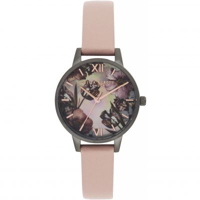 Montre Femme Olivia Burton Twilight Gunmetal & Dusty Pink OB16TW04